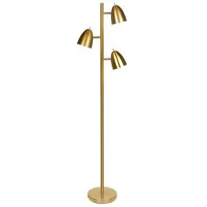Modern Metal 3-Light Tree Floor Lamp, Tree Floor Lamp | Goodly Light-GL-FLM026