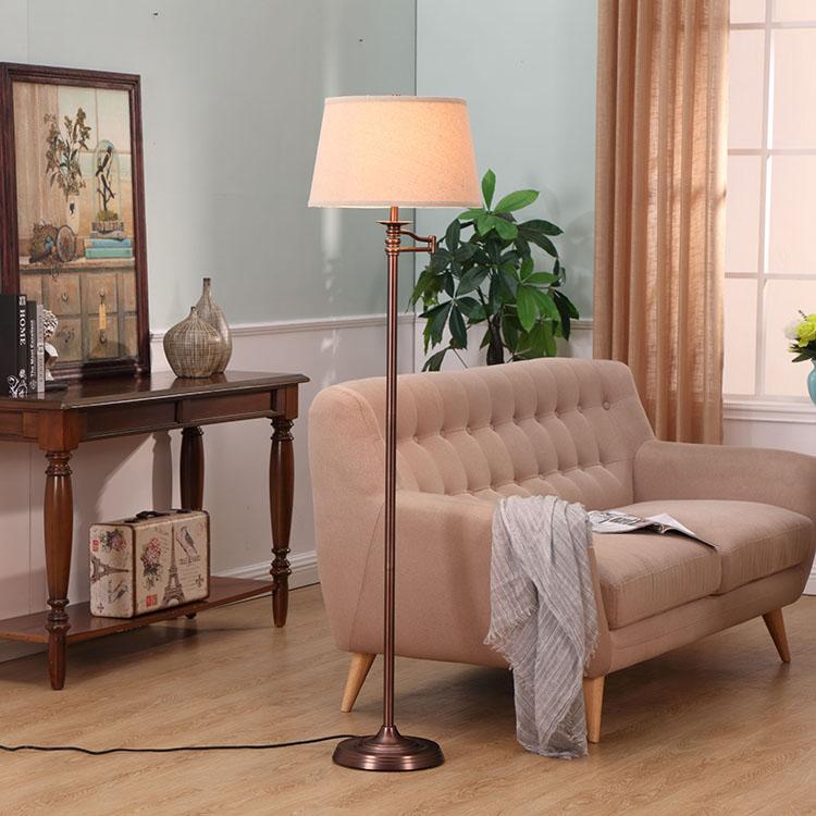 Oil Rubbed Bronze,Swing Arm Floor Lamp 2
