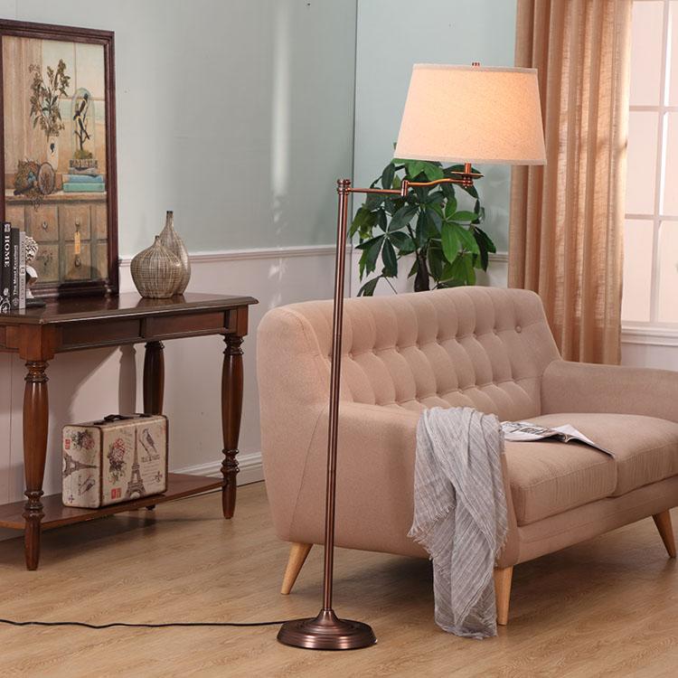 Oil Rubbed Bronze,Swing Arm Floor Lamp 3