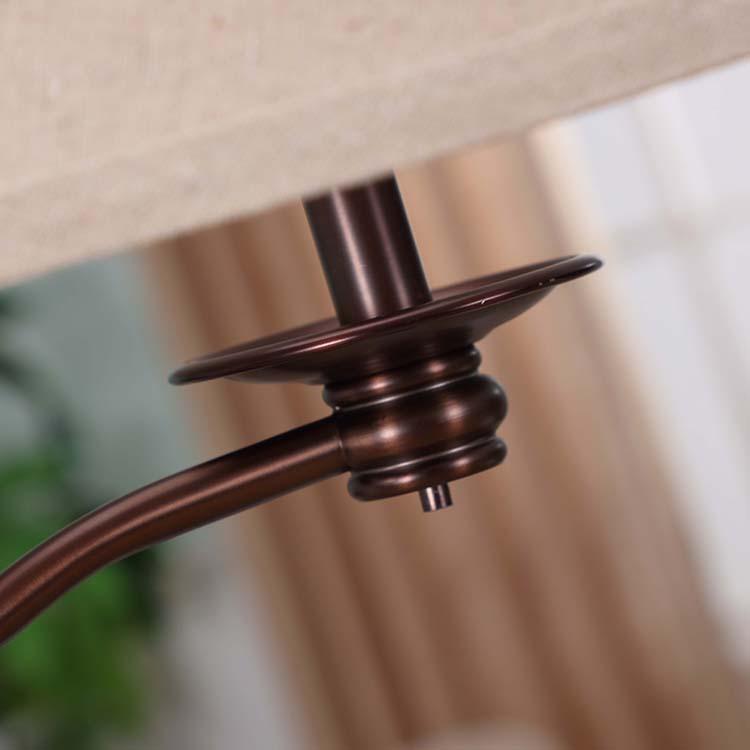 Oil Rubbed Bronze,Swing Arm Floor Lamp details 1