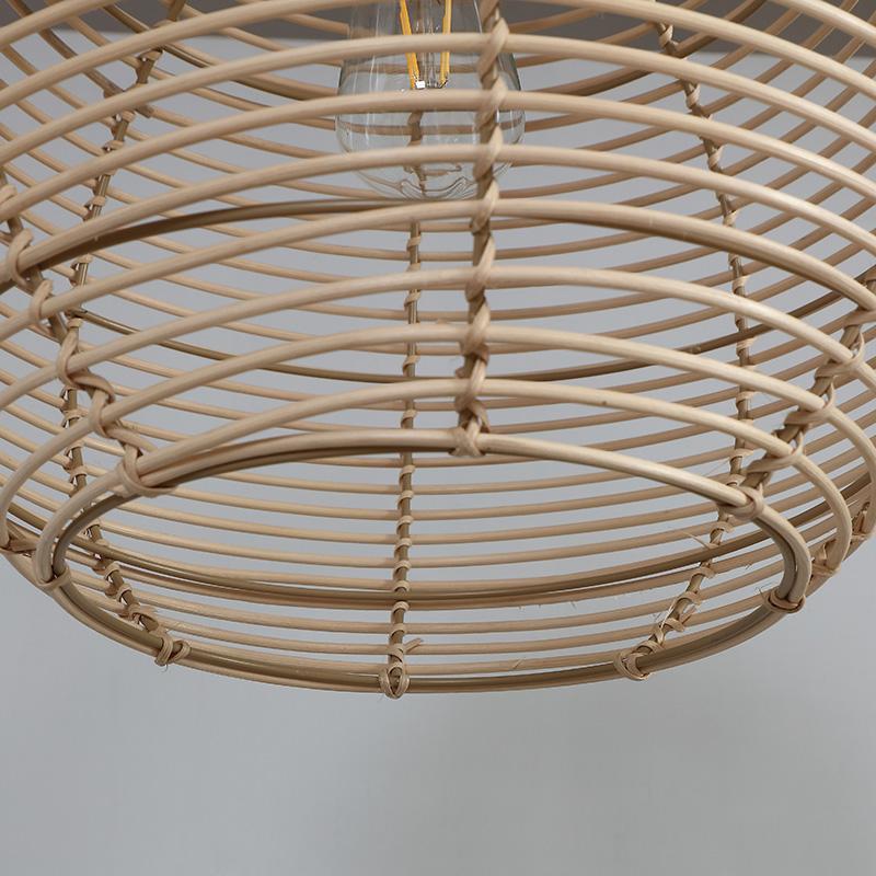 Rattan Floor Lamp-5