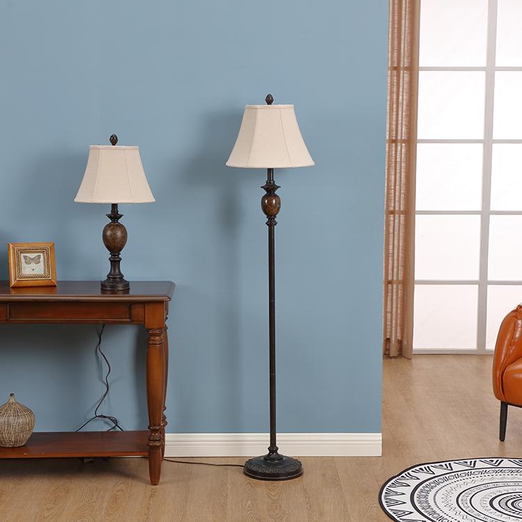 Rustic Floor Lamp-2