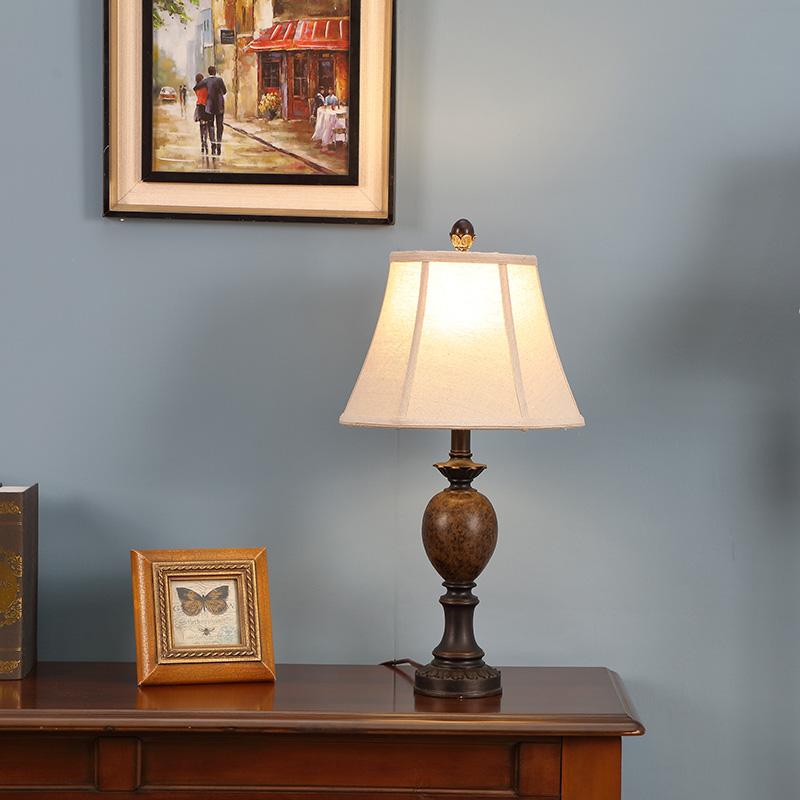 Rustic Table Lamp-2
