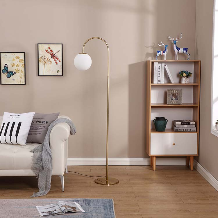 Standing Downlight Light 1