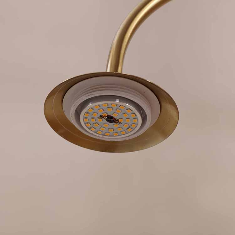 Standing Downlight Light details 3