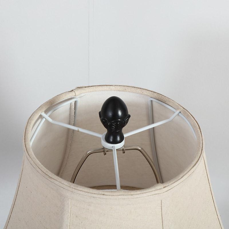 Table Lamp Wood Base-5