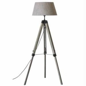 vintage stativová stojací lampa, stativová stojací lampa |  Dobře světlo-GL-FLW011