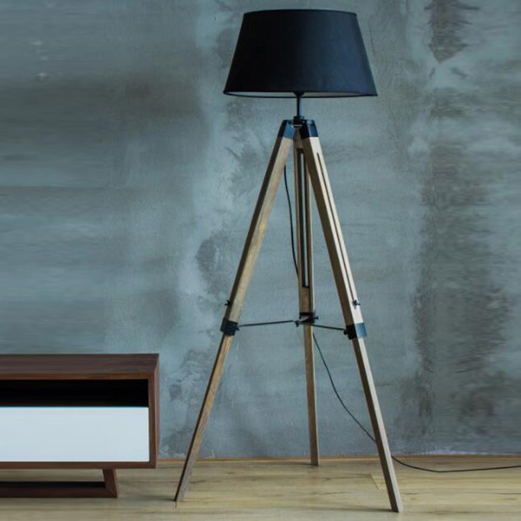 Up and down tripod floor lamp 2