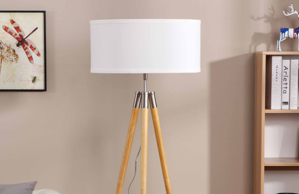 Trípode Floor Lamp