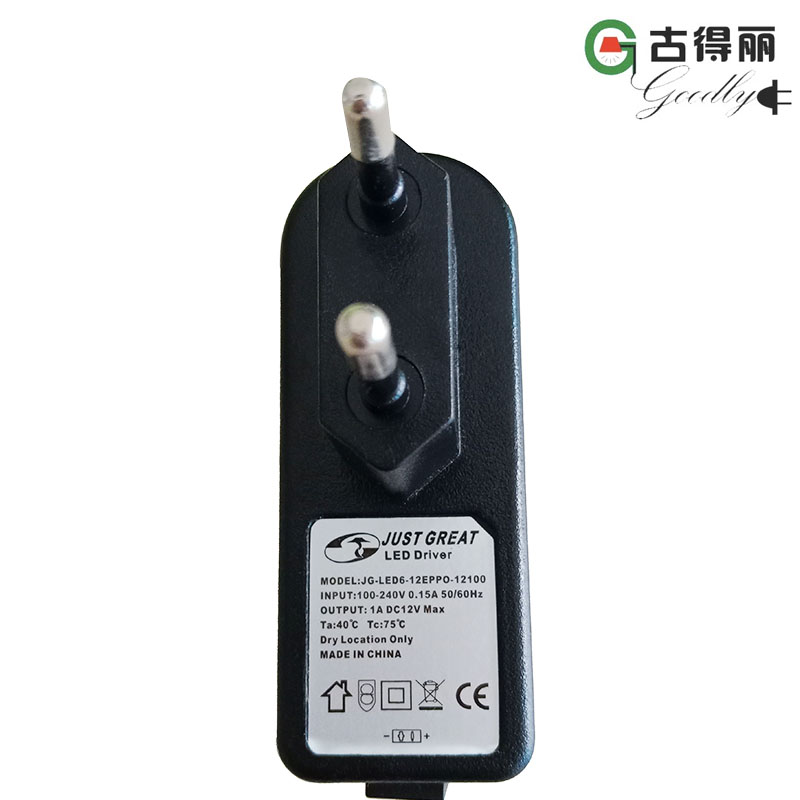 adapter High quality 12v 1a ac dc adapter