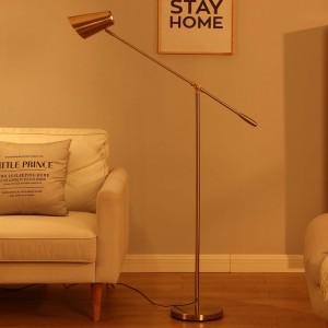 Ajustable Height Metal Floor Lamp,cheap floor lamp    Goodly Light-GL-FLM12