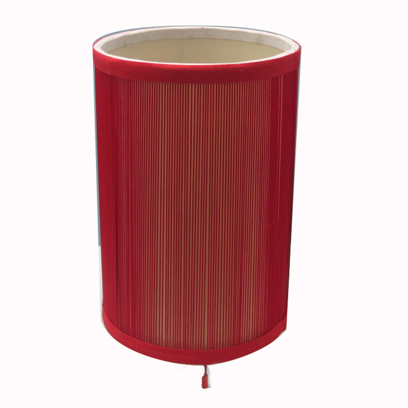 red table lamp shade | bedside table lamp | Goodly Light-GL-TLM016 Featured Image