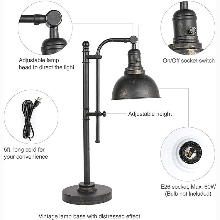 black metal table lamp_2