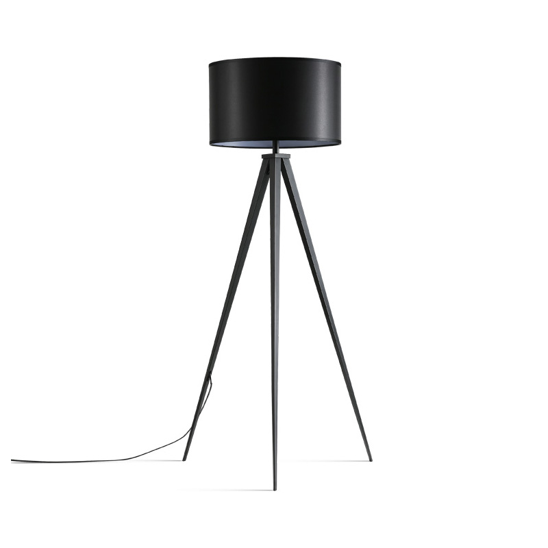 black tripod floor lamp,metal tripod floor lamp,Mid Century Modern | Goodly Light-GL-FLM018 Featured Image