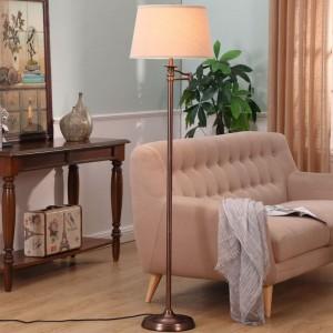 Swing Arm Floor Lamp Art Deco Floor Lamp Goodly Light Gl