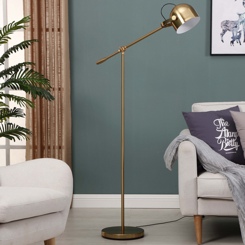 Common floor lamp size classic design big inventory
