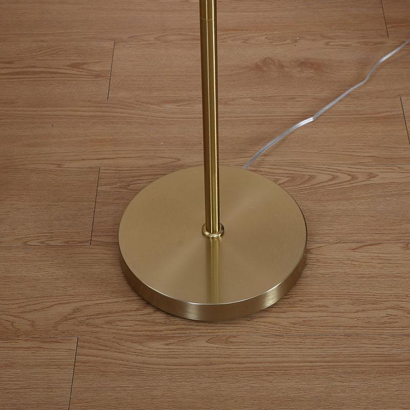 brushed gold floor lamp-5
