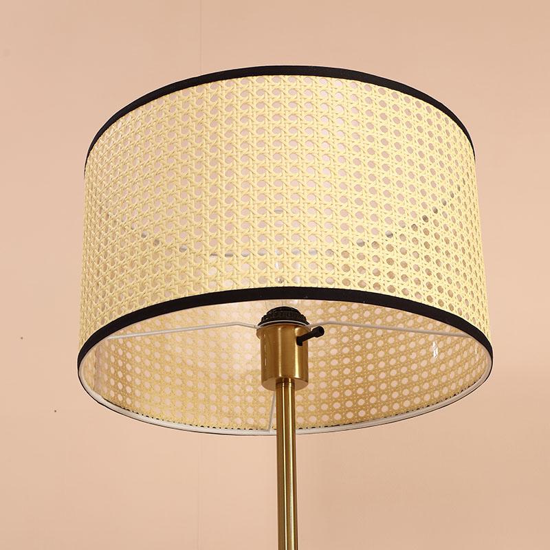brushed gold floor lamp-6