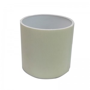 8 inch lamp shade | cylindrical lamp shade | Goodly Light-GL-SH010