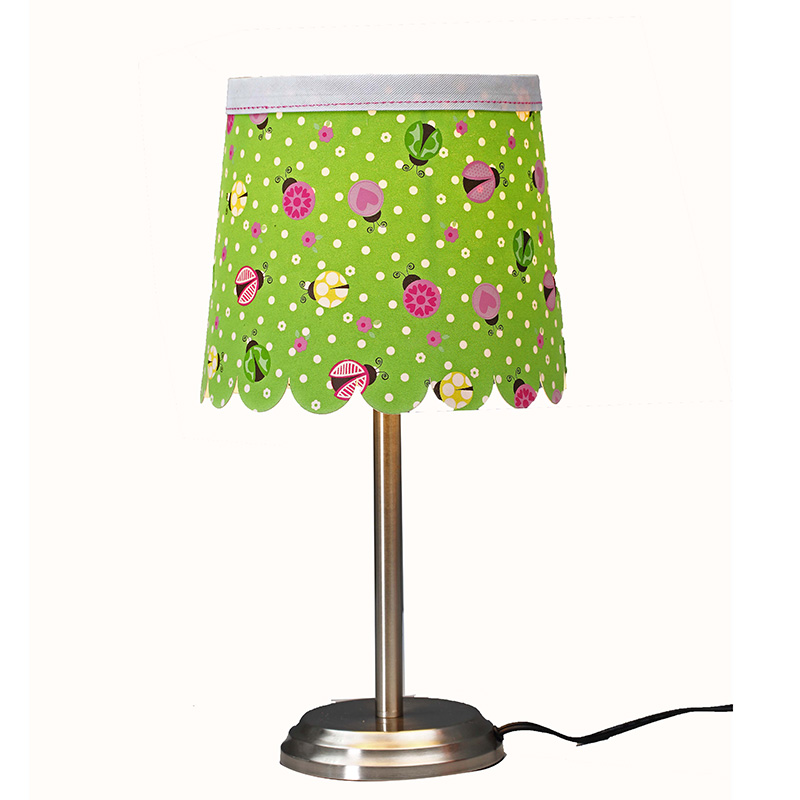 childrens table lamp | table lamp with pull chain | Goodly Light-GL-TLM011 Featured Image