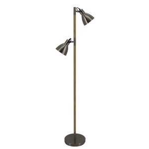 country floor lamps wrought iron-1