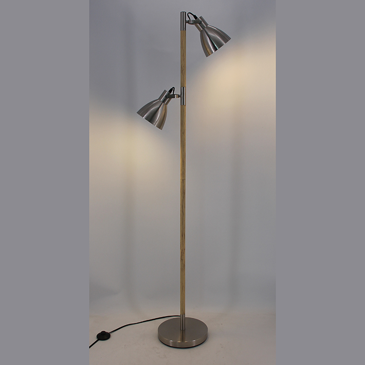 country floor lamps wrought iron-2