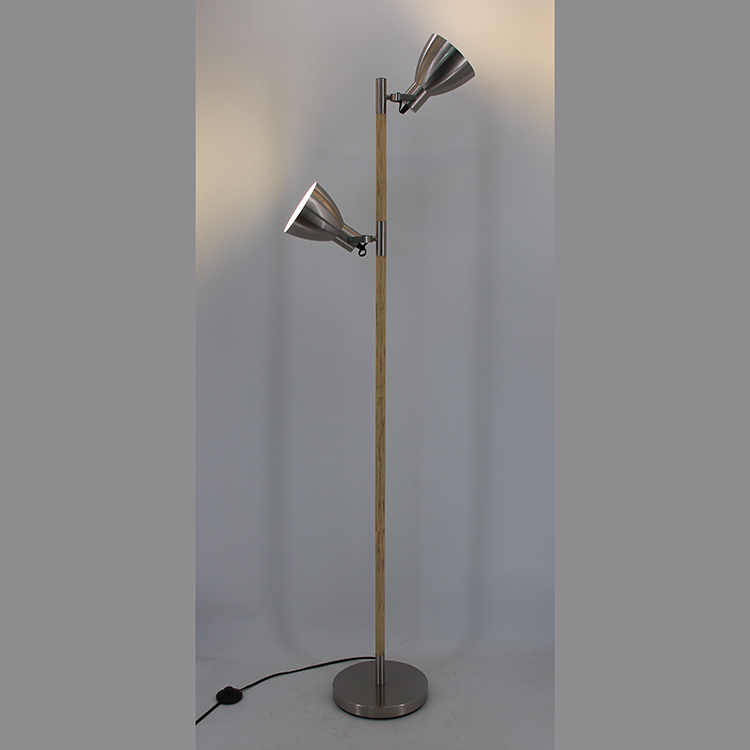 country floor lamps wrought iron-3