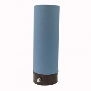 tall black table lamp | cylinder table lamp | Goodly Light-GL-TLM015