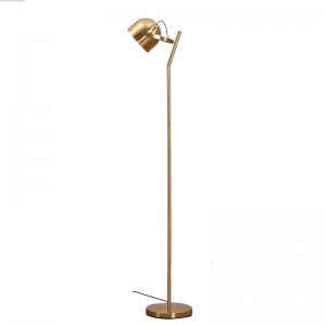 Mordern Brass Pharmacy LED Floor Lamp,target lamp floor | Goodly Light-GL-FLM09