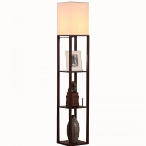 Shelf Floor Lamp,home depot floor lamp | Goodly Light-GL-FLWS003