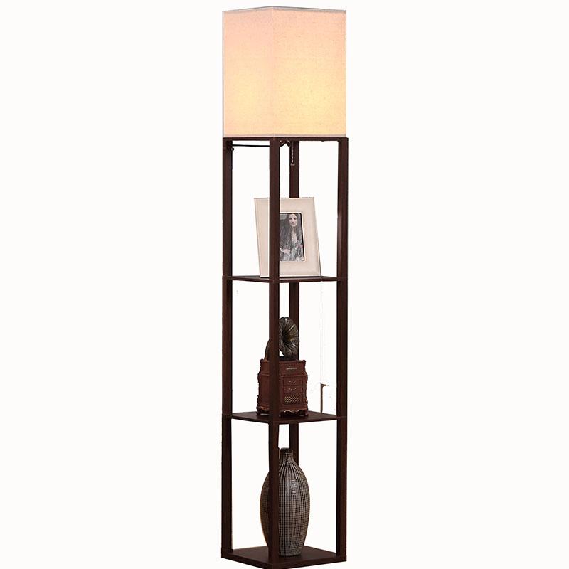 Shelf Floor Lamp,home depot floor lamp   Goodly Light-GL-FLWS003 Featured Image