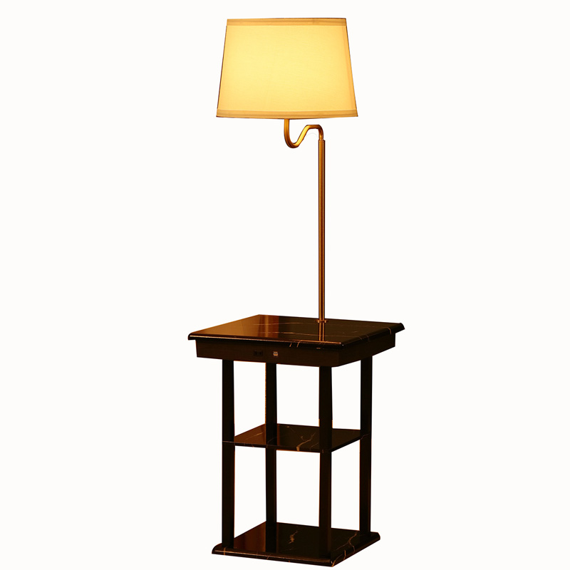 Table Lamp With Usb Top Port Goodly