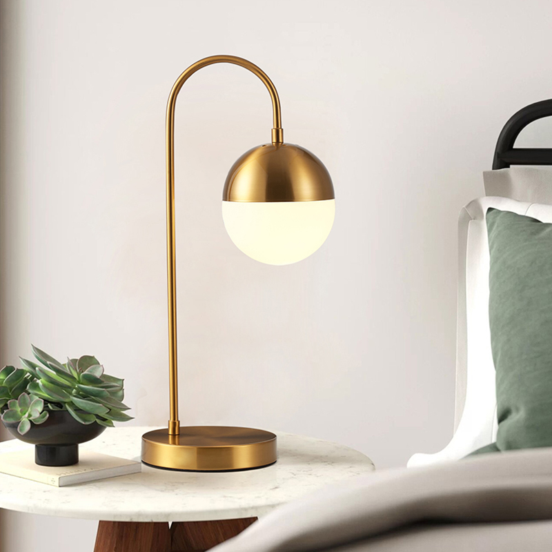 gold metal table lamp-6