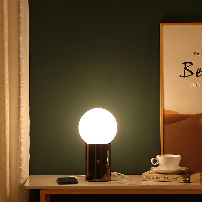 metal table lamp base-3