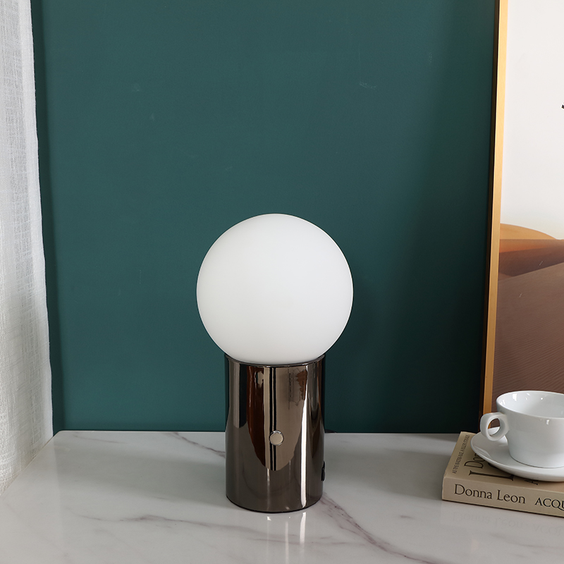 metal table lamp base-5