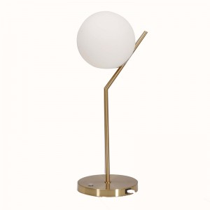 sphere table lamp | orb table lamp | Goodly Light-GL-TLM001
