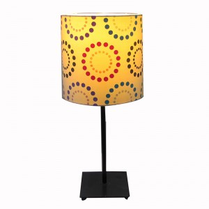 small black table lamp | table lamp with pull chain | Goodly Light-GL-TLM020