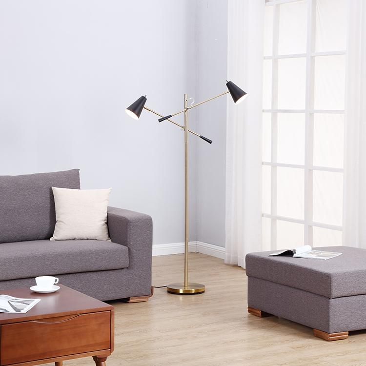 modern gold floor lamp-5