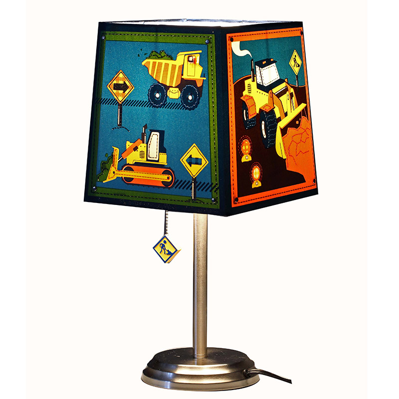 childrens table lamp | colorful table lamp | Goodly Light-GL-TLM013 Featured Image