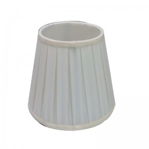 linen drum lamp shade | small white lamp shade | Goodly Light-GL-SH007