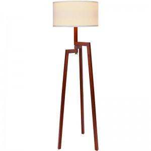 Tripod Floor Lamp,wood tripod floor lamp | Goodly Light-GL-FLW016
