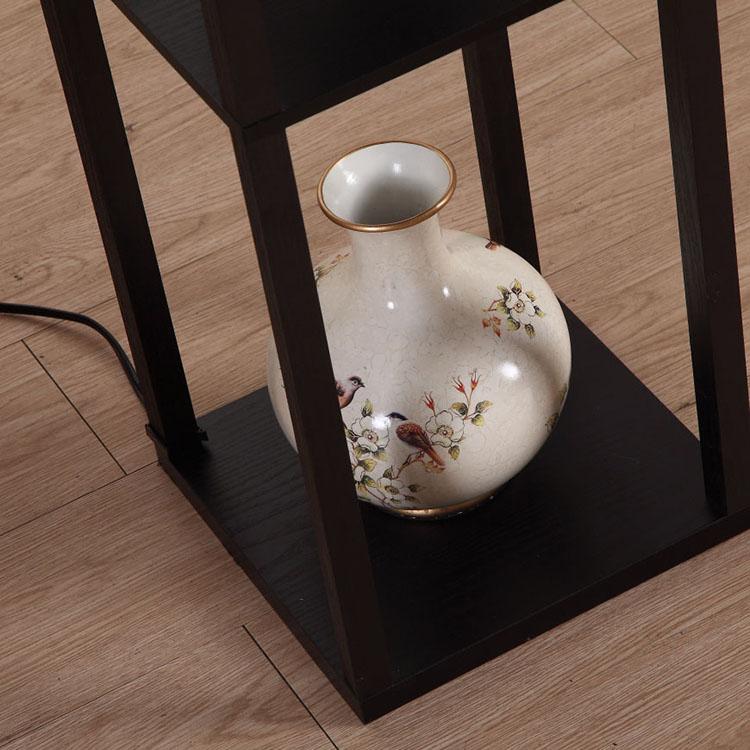 shelf floor lamp with usb-details3