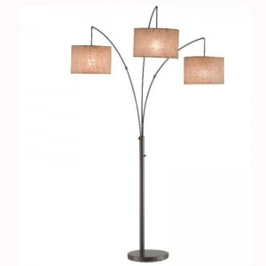 3way floor lamp,black floor lamp,chandelier floor lamp | Goodly Light-GL-FLM03