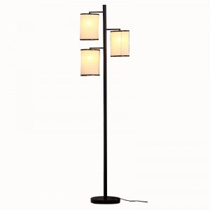 Black Tree Lamp, standing floor lamp,best floor lamp | Goodly Light-GL-FLM02