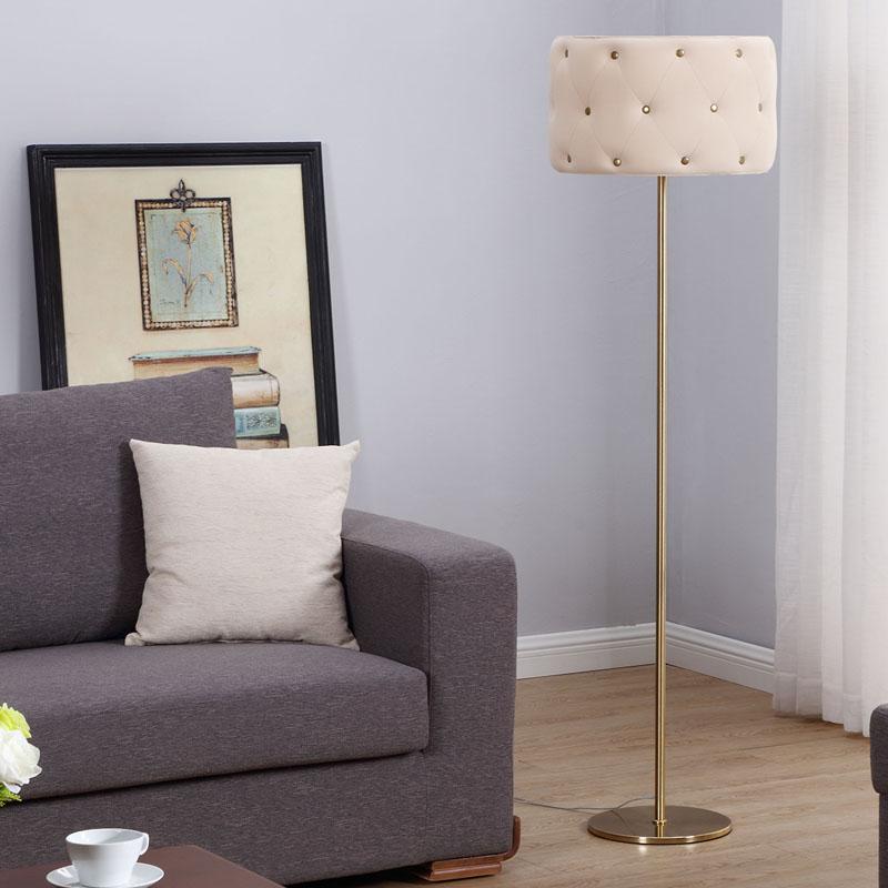 E26 Bulb Socket Floor Lamp Antique