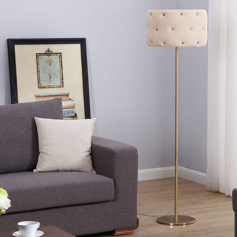 You and xiaozi home, only one floor lamp!