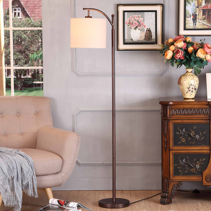 Floor lamp placement and maintenance | Goodly Light